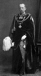 Count Alfred von Schlieffen - developed the Schlieffen Plan, German war planning.