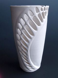 Ceramics by Clare Wakefield at Studiopottery.co.uk - 2011. New Porcelain
