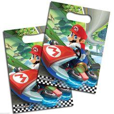 Super Mario 8 Tüten: Amazon.de: Spielzeug
