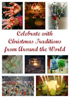 Christmas Traditions Around the World: read all about traditions around the world at Christmas time and download a free fun interactive research activity.