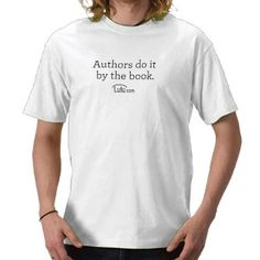 """""""Authors do it by the book."""""""