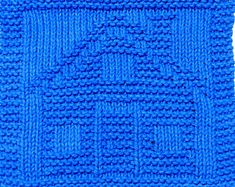 Knitting Cloth Pattern - SUMMER CAMP - PDF