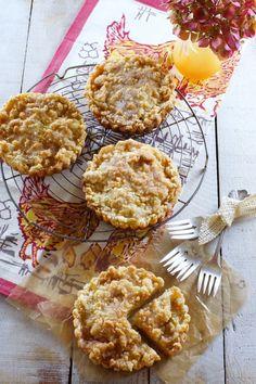 apple cake tartlets