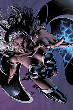 Storm by Mike Deodato Jr.
