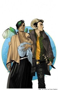 Now THIS is a comic I want to read! New Saga comic features breastfeeding on cover of first issue!