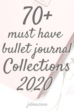 Want Bullet Journal inspiration? Here are bujo collection or page ideas for Bullet Journal For Beginners, Bullet Journal Hacks, Bullet Journal How To Start A, Bullet Journal Layout, Bullet Journal Inspiration, Bullet Journals, Journal Ideas, Types Of Journals, Art Journals