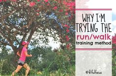 I'm gearing up for fall race season and taking a new approach to my training. Check out why I'm trying the run/walk training method this time around. Welcome to another great Wild Workout Wednesday…
