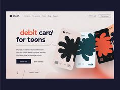 Oteen   Bank for teenagers