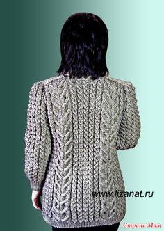 Crochet Jumper, Crochet Top, Border Embroidery Designs, Fillet Crochet, Hand Knitted Sweaters, Crochet For Beginners, Cardigans For Women, Hand Knitting, Knitwear