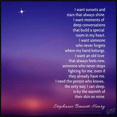 #StephanieBennettHenry