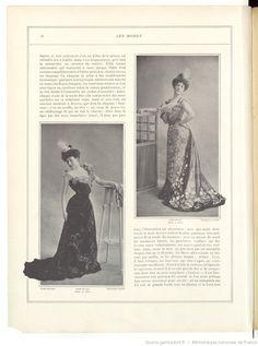Les Modes 1901