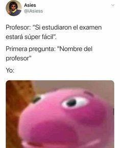 Funny Spanish Memes, Spanish Humor, Stupid Funny Memes, Wallpaper Animes, Memes Br, Best Memes, Cringe, Funny Pictures, Cool Stuff