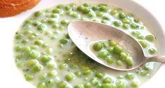 Zöldborsófőzelék recept Croatian Recipes, Hungarian Recipes, Vegetable Recipes, Vegetarian Recipes, Healthy Recipes, Vegetable Stew, Great Recipes, Dinner Recipes, Dinner Ideas