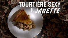 Tourtière de Janette (porc et poulet) Quebec, Pork Dishes, Ham, Sexy, Special Occasion, Dinner, Breakfast, Desserts, Food