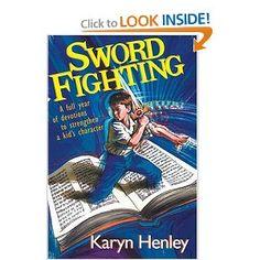 Sword Fighting by Karyn Henley