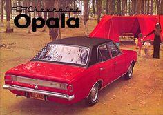 10939GM - CHEVROLET - Opala 1973 - De Luxo 4 portas - pl. DE-6488 (vermelho)S - 41x29-