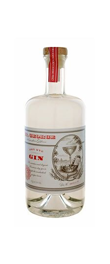 St. George Spirits Dry Rye Gin. Had this at Bar Agricole, must have it at home.