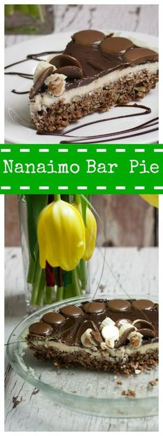 Nanaimo Bars are a Canadian Classic, Pielady Bakes takes this easy nanaimo bars recipe and kicks it up a notch with delicious peanut butter