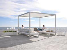 Pergola divano è uno spazio esterno per godere con gli amici e visita il tuo Arredo da giardino.