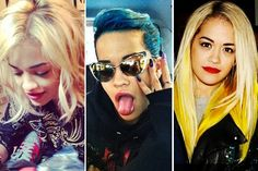 Rita Ora's Hair Makeover -- Love Or Loathe Her Frequent Dye Jobs?