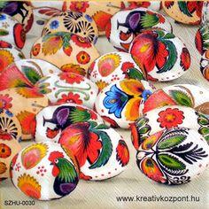 Hungarian Matyó eggs................beautifull