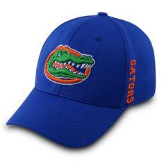 d599c2ab77fe8 NCAA Florida Gators Top of the World Booster Memory Fit Flex Hat - Royal  Blue