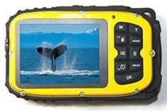 PowerLead Gapo Inch LCD Digital Camera Underwater Waterproof Camera+ Zoom(yellow) by PowerLead Buy new:. School Photography, Photography Classes, Photography Camera, Photography Equipment, Underwater Photography, Video Photography, Top Digital Cameras, Best Digital Camera, Diving Camera