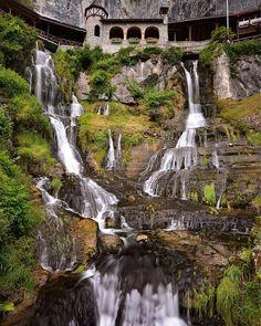 Good Morning Location: St.Beatus Caves, Beatenberg - Switzerland