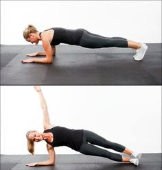 Do this quick and effective workout that will help you lose weight and tighten your core.