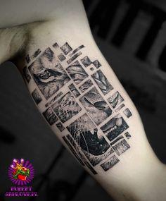 Hubert - Studio tatuażu Warszawa, tatuaże Warszawa, tattoo Warszawa, salon tatuażu Warszawa - jahlove.pl
