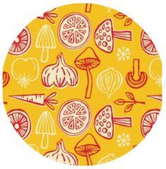 Allison Cole, What's Cookin', Veggies Mustard