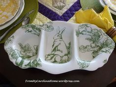 Easter tablescape - 10 | Flickr - Photo Sharing!