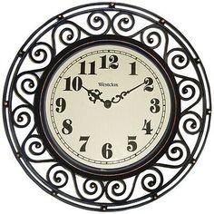 Si live gives you lemons vintage rétro cuisine style métal tin signe horloge murale