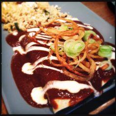 Enchiladas de Langosta/Lobster Enchiladas - Tres Carnales Taquería ...