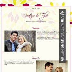 Cool - the knot wedding website examples | CHECK OUT MORE GREAT ...