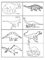 Pre-K & Preschool theme ideas for learning about dinosaurs Find more Dinosaur Activities for Pre-K Books Dinosaur Herd {Large Motor} Brontosauruses and triceratops traveled in herds. Children are put into two groups: brontosaurus and triceratops. Dinosaur Theme Preschool, Dinosaur Printables, Dinosaur Cards, Dinosaur Activities, Preschool Activities, Dinosaur Birthday, Free Printables, Dinosaur Fossils, School Themes