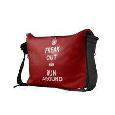 >>>best recommended          Freak Out and Run Around Commuter Bag           Freak Out and Run Around Commuter Bag lowest price for you. In addition you can compare price with another store and read helpful reviews. BuyShopping          Freak Out and Run Around Commuter Bag today easy to Sh...Cleck Hot Deals >>> http://www.zazzle.com/freak_out_and_run_around_commuter_bag-210351940732090216?rf=238627982471231924&zbar=1&tc=terrest