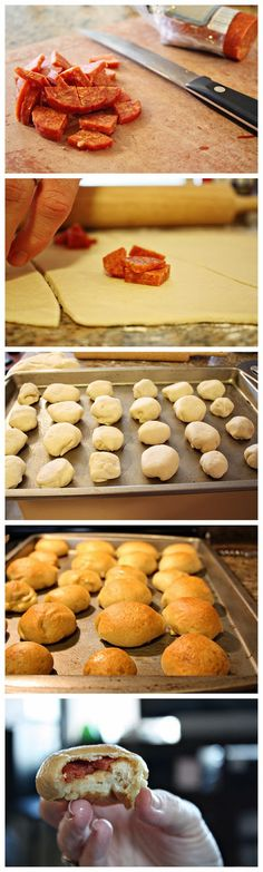 Homemade Pretzel Bites! Perfect for an afterschool snack or when your stomach is just craving some meaty goodness