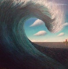 View Wave by Justin Summerton on artnet. Browse upcoming and past auction lots by Justin Summerton. Australian Art, Art Auction, Contemporary Artists, New Zealand, Past, Waves, Sea, Drawings, Painting