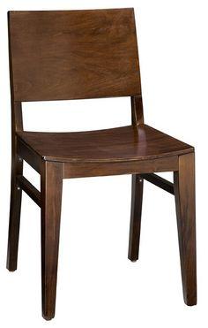 Mid-Century Restaurant Chair