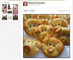 There are recipes and cool food designs for chefs
