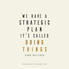 The best strategy is the one that gets executed. Take action |  #beproductive #productivityquote