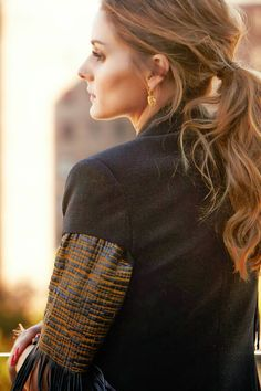 Olivia Palermo for Vogue Spain: Day 5