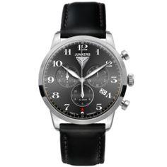 Junkers watch, Aviation Dessau Flatline for men Watches For Men, Men's Watches, Chronograph, Omega Watch, Aviation, Quartz, Accessories, Tic Toc, Html