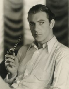 Gary Cooper, 1920s | More on the myLusciousLife blog: www.mylusciouslife.com