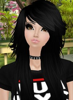 Captured Inside IMVU - Join the Fun! picnic com as amigas !! nhac >