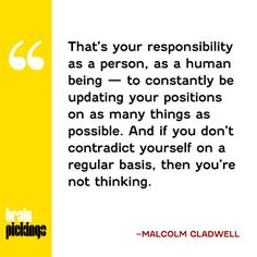 Malcolm Gladwell's spectacular conversation with Paul...