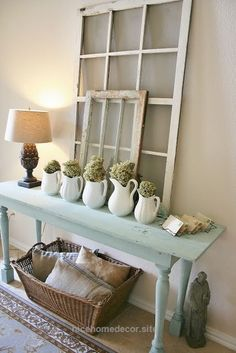 Home Decor DIY Projects – Farmhouse Design – The 36th AVENUE  http://www.nicehomedecor.site/2017/08/03/home-decor-diy-projects-farmhouse-design-the-36th-avenue/