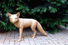 #GOLD #FOX #DECOR #GOLDEN #GREEN #VISUAL