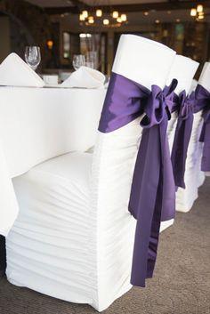 comment choisir une dcoration originale pas cher et jetable pour les chaises de mariage - Chateau D Artigny Mariage